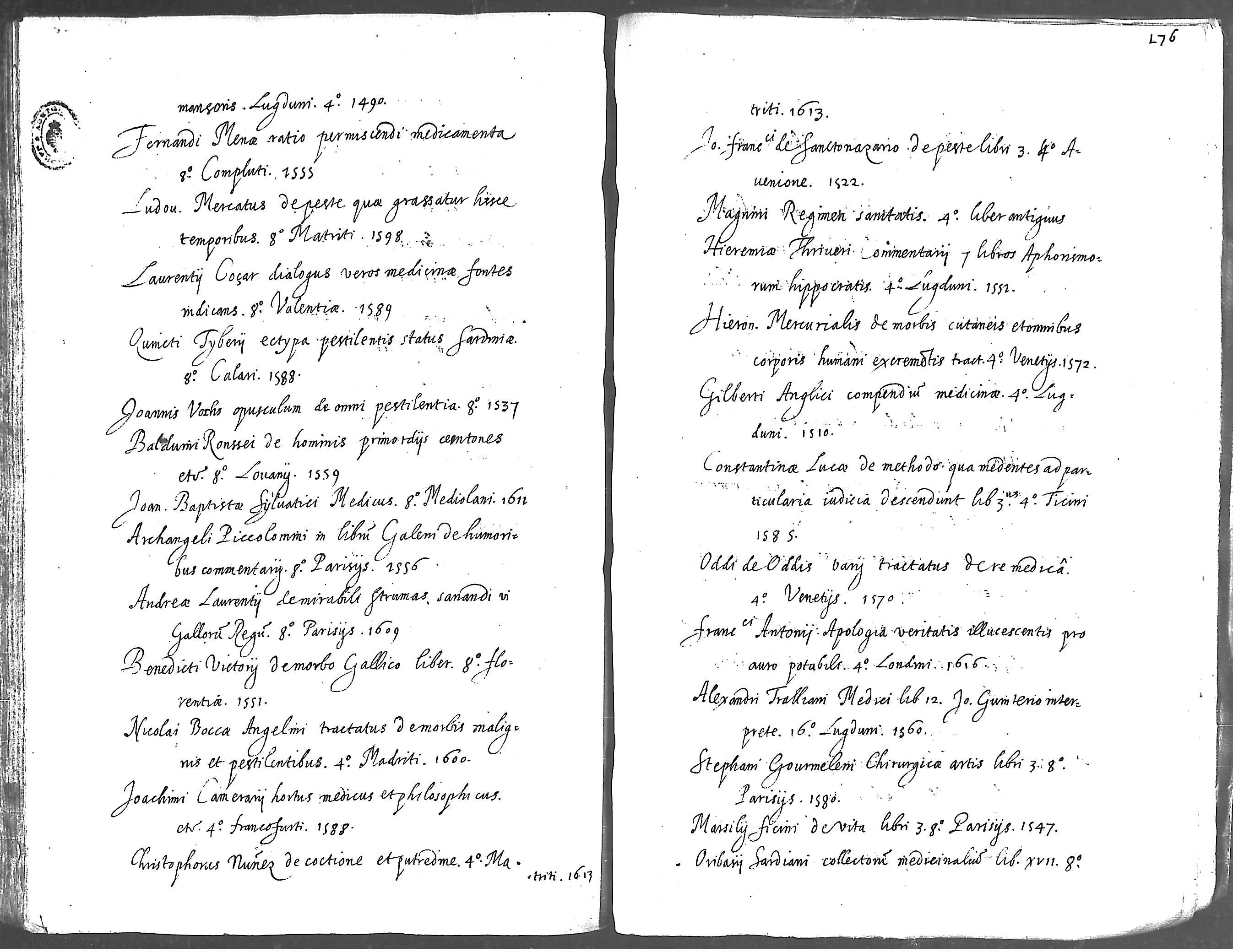 Reproducción digital fol. 175v y 176r